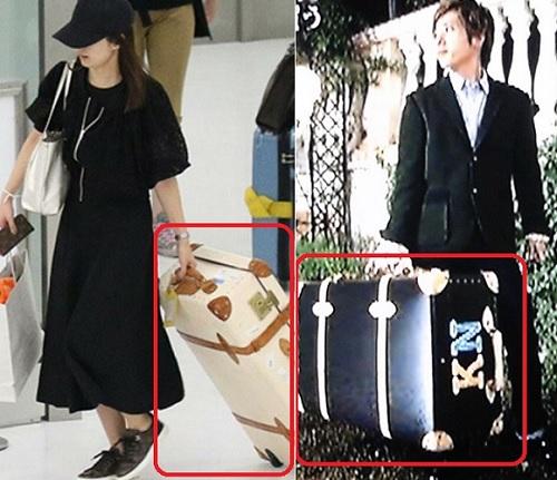 「伊藤綾子 スーツケース」の画像検索結果